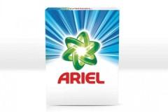 Каков состав стирального порошка и других форм выпуска средств для стирки от Ариэль?