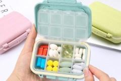Обзор контейнеров для хранения лекарств дома