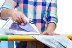 Как правильно гладить мужскую рубашку с длинным и коротким рукавом без стрелок?