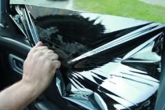 Полезные советы, как убрать клей от тонировки со стекла автомобиля