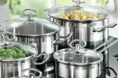 Обзор эффективных и безопасных средств для чистки посуды из нержавеющей стали