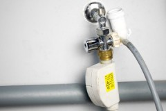 Инструкция по подключению стиральной машины Bosch с аквастопом