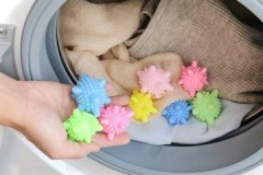 Как выбрать и грамотно пользоваться шариками для стирки белья в стиральной машине?