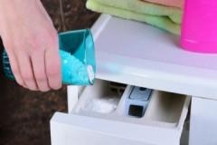 Важные правила, куда засыпать порошок в стиральную машину Bosch