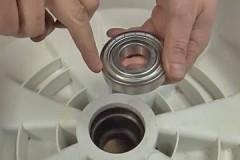 Рекомендации по замене подшипника в стиральной машине Электролюкс