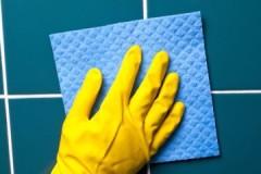 Шик, блеск, красота, или как очистить плитку в ванной от налета и загрязнений