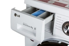 Важный вопрос: куда засыпать порошок в стиральной машине LG?
