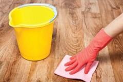 Доступные средства, чем можно оттереть акриловую краску с линолеума