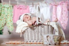 Важные правила, как необходимо стирать вещи для новорожденных