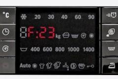 Расшифровка ошибки F23 (E23) в стиральной машине Bosch и способы ее устранения