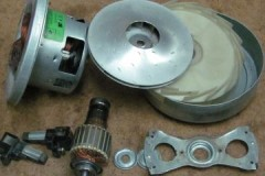 Пошаговая инструкция, как разобрать двигатель пылесоса Samsung в домашних условиях и произвести ремонт