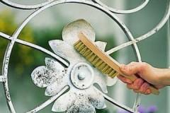 Эффективные способы, чем убрать ржавчину с металла перед покраской