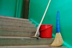 Образец графика уборки подъездов в многоквартирном жилом доме