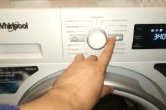Почему стиральная машина Whirpool не включается и как ее включить?