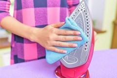 Эффективные методы, как удалить накипь в утюге в домашних условиях