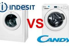 Грамотный выбор, или что лучше приобрести — стиральную машину Канди или Индезит