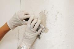 Несколько рекомендаций, как быстро и просто снять водоэмульсионную краску со стен