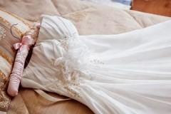 Как бережно постирать свадебное платье в домашних условиях и не испортить его?