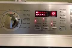 О чем сигнализирует ошибка 3е стиральной машины Самсунг?