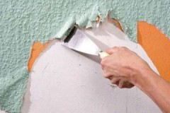 Проверенные способы, как без проблем снять краску со стен на кухне