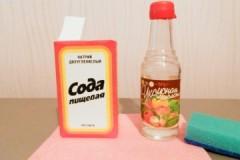 Быстро, просто и эффективно: как провести чистку микроволновки уксусом и содой в домашних условиях