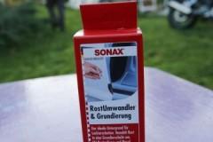 Обзор преобразователя ржавчины Sonax: особенности, плюсы и минусы, стоимость