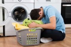 Как нужно действовать, если стиральная машина Индезит не отжимает белье: советы по ремонту