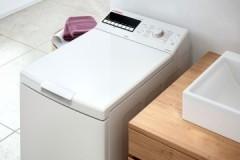 Идеальное решение для небольших ванных комнат: стиральные машины Bosch с вертикальной загрузкой