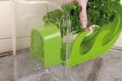 Сохраняя свежесть надолго: контейнеры для хранения зелени в холодильнике