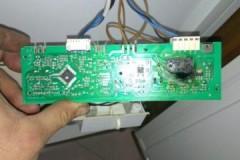 Инструкция по ремонту модуля управления стиральной машины LG