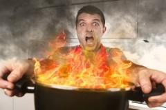 Работа над ошибками, или как убрать запах гари в квартире и доме после сгоревшей кастрюли