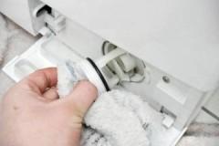 Полезные рекомендации, как почистить фильтр в стиральной машине Атлант