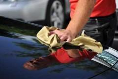 Советы опытных автомобилистов, чем убрать смолу с машины