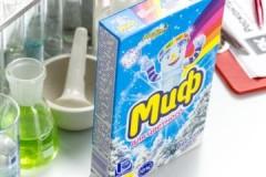 Что входит в состав стирального порошка Миф, насколько безопасны компоненты?