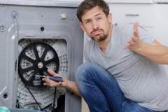 Пошаговая инструкция, как разобрать стиральную машину Индезит своими руками