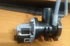 Инструкция по ремонту и замене насоса для стиральной машины Атлант