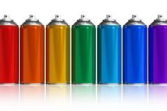 Как максимально эффективно и безопасно убрать краску с баллончика?