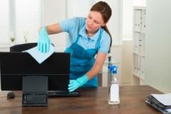 Процесс организации и рекомендации по выполнению уборки рабочего места