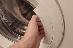 Что делать, если не открывается дверь стиральной машины Атлант после стирки?