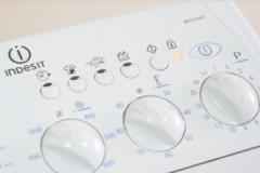 Что означают коды ошибок стиральных машин Индезит без дисплея?