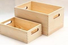 Виды деревянных ящиков для хранения, их плюсы и минусы, советы по выбору