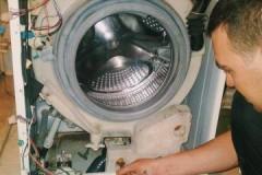 Подробная инструкция, как разобрать стиральную машину Электролюкс